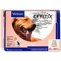 Effitix Topical Solution for Dogs 45-88.9 lbs, 6 Pack | VetDepot.com