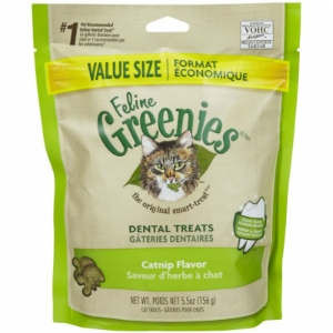 Feline Greenies Catnip Flavor, 5.5 oz