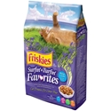Friskies Surfin & Turfin Favorites Cat Food, 3.5 lb - 6 Pack
