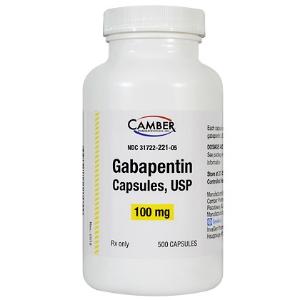gabapentin used for chronic pain