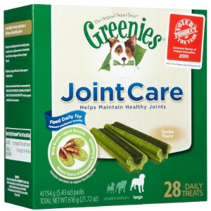 Greenies JointCare Treats for Large Dogs, 28 ct | VetDepot.com