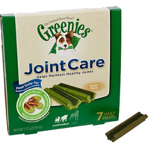 Greenies JointCare Treats for Small/Medium Dogs, 7 ct | VetDepot.com