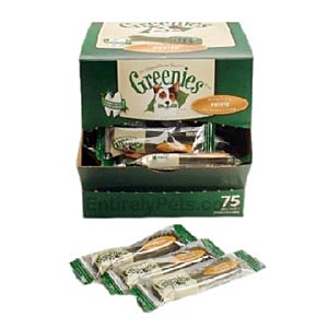 Greenies Petite (75 Treats)