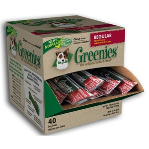 Greenies Regular (40 Treats)