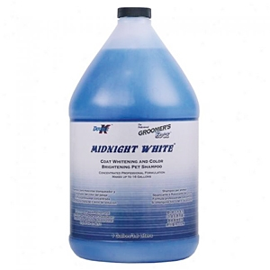 Groomers Edge Midnight White Shampoo, 1 gal