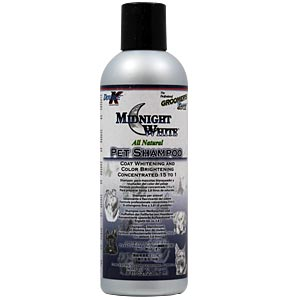 Groomers Edge Midnight White Shampoo, 8 oz