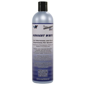 Groomers Edge Midnight White Shampoo, 16 oz | VetDepot.com