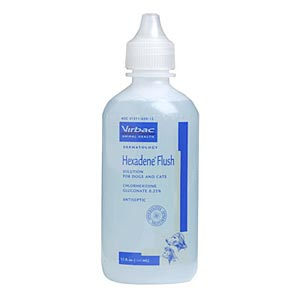 Hexadene Flush Solution, 12 oz