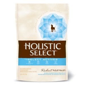 Holistic Select Dog Food Anchovy, Sardine & Salmon, 6 lb - 6 Pack