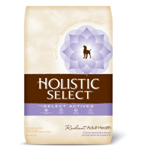 Holistic Select Dog Food Chicken & Rice, 30 lb