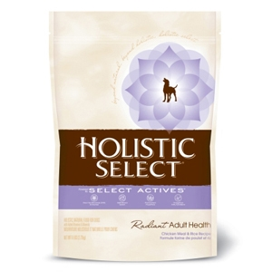 Holistic Select Dog Food Chicken & Rice, 6 lb - 6 Pack