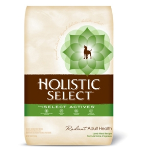 Holistic Select Dog Food Lamb & Rice, 30 lb