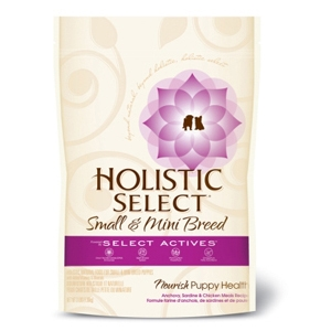 Holistic Select Small Puppy Food Anchovy & Chicken, 3 lb - 6 Pack