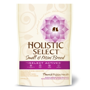 Holistic Select Small Puppy Food Anchovy & Chicken, 6 lb - 6 Pack