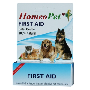 HomeoPet First Aid, 15 mL