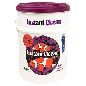 Instant Ocean Sea Salt, 160 gal