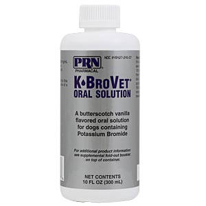 K-BroVet Oral Solution, 300 mL