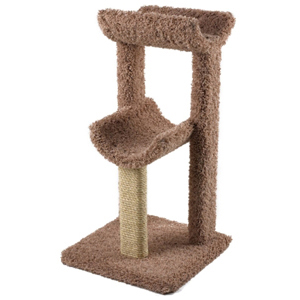"Kitty Tower Small, 20.5"" x 20.5"" x 38"""