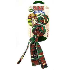 Kong Camo Wubba for Dogs, Large