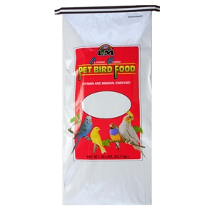 LM Animal Farms Cockatiel Food, 50 lb