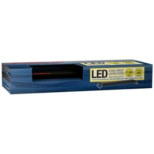"Marineland Double Bright LED Lighting System, 18"" x 24"""