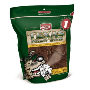 Merrick Dog Treats Lamb Filet Squares, 1 lb - 3 Pack