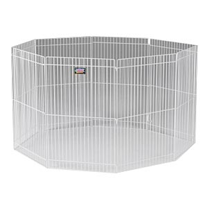 "Midwest Small Animal Exercise Pen, 29"" x 18"""