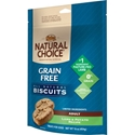 Natural Choice Grain Free Lamb & Potato Dog Treats, 16 oz - 8 Pack