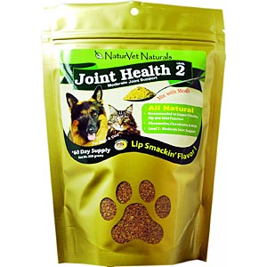 NaturVet Joint Health Level 3 Powder, 10 oz