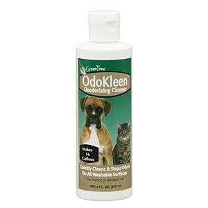NaturVet OdoKleen Super Concentrated Deodorizing Cleaner, 16 oz