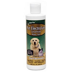 NaturVet Pet Electrolyte Concentrate, 8 oz