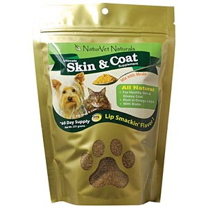 NaturVet Ultimate Skin & Coat Powder, 11 oz
