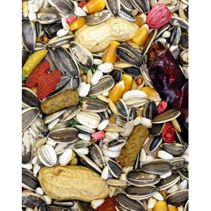 Nederlands Vita Parrot Bird Food, 25 lb