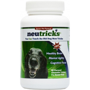 Neutricks for Senior Dogs, 60 Chewable Tablets
