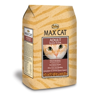 Nutro Max Cat Food Salmon, 16 lb