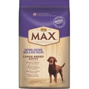 Nutro Max Large Breed Dog Food, 30 lb