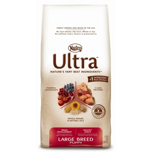Nutro Ultra Large Breed Puppy Food, 30 lb