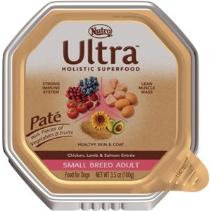 Nutro Ultra Small Breed Dog Pate, 3.5 oz - 24 Pack