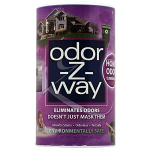 Odor-Z-Way Home Odor Eliminator, 14 oz