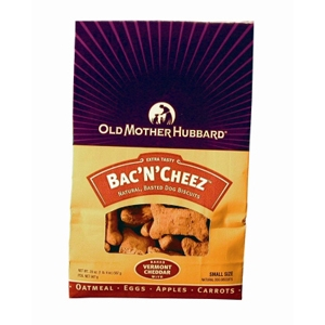 Old Mother Hubbard Bac'N'Cheez Small Dog Biscuits, 20 oz - 6 Pack