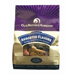 Old Mother Hubbard Classic Large Dog Biscuits, 3.5 lb - 4 Pack