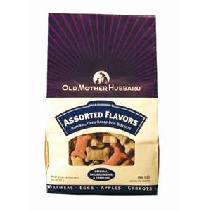 Old Mother Hubbard Classic Mini Dog Biscuits, 20 oz - 6 Pack