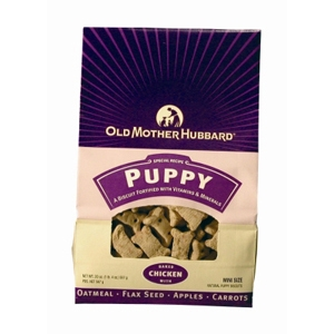 Old Mother Hubbard Classic Mini Puppy Biscuits, 20 oz - 6 Pack