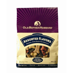 Old Mother Hubbard Classic Small Dog Biscuits, 3.5 lb - 4 Pack