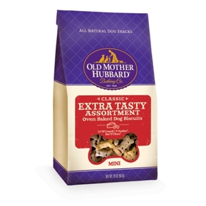 Old Mother Hubbard Extra Tasty Mini Dog Biscuits, 20 oz - 6 Pack