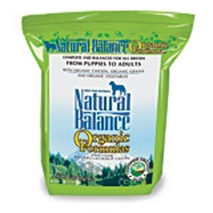 Organic Formula Dog Food, 5 lb - 6 Pack