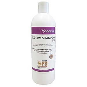 Oxiderm +PS Shampoo, 8 oz