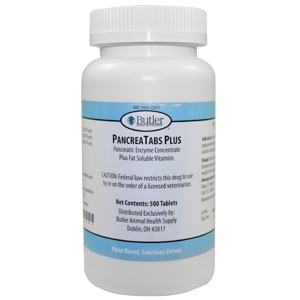 PancreaTabs Plus, 100 Tablets