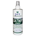 Pet Organics Catnip Spray, 16 oz