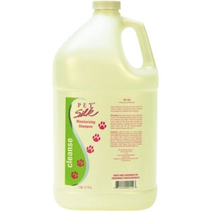 Pet Silk Moisturizing Shampoo, 1 gal